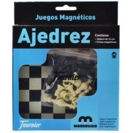 JUEGO MAGNETICO AJEDREZ 16 Cmts