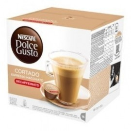 CAFE CORTADO DESCAFEINADO DOLCE GUSTO 16U