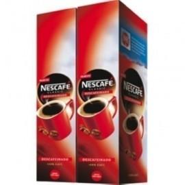 CAFE NESCAFE DESCAFEINADO MONODOSIS CAJA DE 100 SOBRES