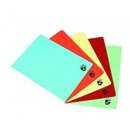 Subcarpetas Caja 50 ud Folio Cartulina Verde 180 G 600628