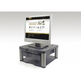 FELLOWES Soporte para monitor de hasta 21'' Premium Plus Grafito 9169501