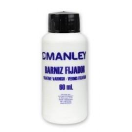 BARNIZ FIJADOR MANLEY 60 ml