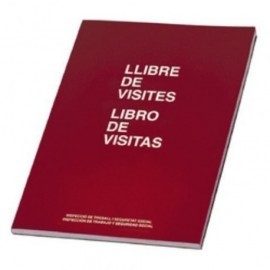 LIBRO CONTABILIDAD A4 N 98 VISITAS VALENCIANO CASTELLANO