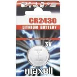 Pilas Maxell Micro Cr2430 Blister De 1 (G075)