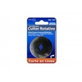 RECAMBIO CUTTER OFFICE BOX ROTATIVO CORTE EN LINEA