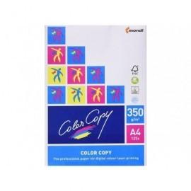 COLOR COPY Papel impresión 125 Hojas A4 350 Gr CCA4350