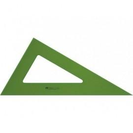 FAIBO Cartabones 25 cm Verde No graduado Metacrilato 666-25