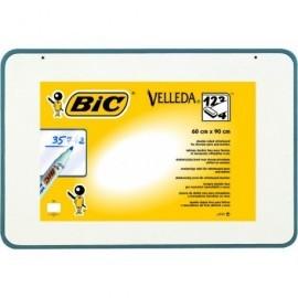BIC Pizarra Blanca Velleda 60x90cm Borrable en seco 1199000701