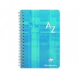 CLAIREFONTAINE Indice Abecedario AZ 50 H 75x120  90 Gr 8589C