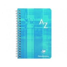 CLAIREFONTAINE Indice Abecedario AZ 50 H 110x170 90 Gr 68699C