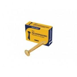 UMEC Encuadernador sin Arandela Caja 100 Ud 17 mm U301701