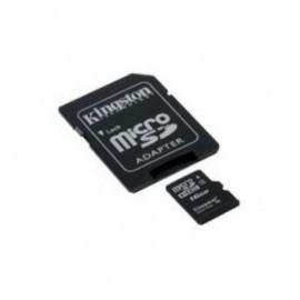 TARJETA MEMORIA SECURE DIGITAL MICRO 16GB KINGSTON Incluye Canon LPI de 0 24