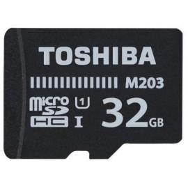 TARJETA MEMORIA SECURE DIGITAL MICRO 32GB TOSHIBA M203 CLASS 10 SDXC UHS I Incluye Canon LPI de 0 24