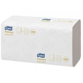 TORK Recambio toallas Caja 21 ud 210x340 -100 servicios 2 Capas Para H2 System 100297