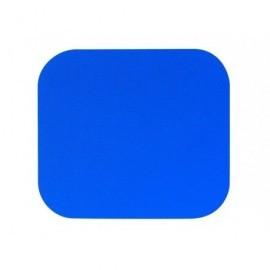 FELLOWES Alfombrilla para ratón estándar rectangular antideslizante azul 29700
