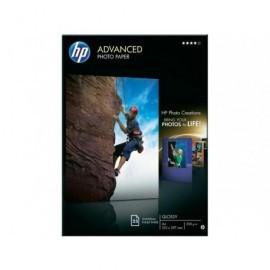 HP Papel fotografico Paquete 25 hojas  Satinado avanzado Q5456A