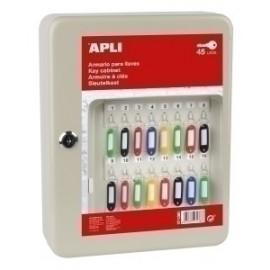 Armario Apli Key Box 45 Llaves