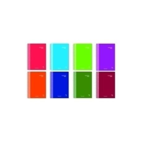 Bloc Pacsa Premium Extra Micro.Tapa Extra A5 120h Cuadric.5x5 90g Col.Sur.(8)