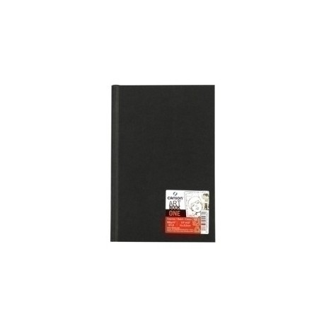 Block De Dibujo Guarro-Canson One Art Book(Cosido 14x 21.6 Cm) 100g 98h
