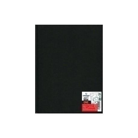 Block De Dibujo Guarro-Canson One Art Book(Cosido 21.6x 27.9 Cm) 100g 98h