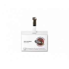 3L Identificadores  Caja 50 ud 95x75 mm con pinza 11203