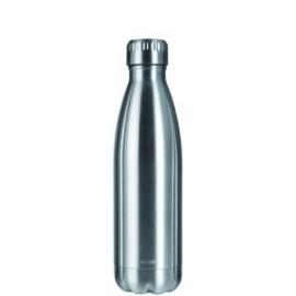 Botella Termo Ibili Acero Inox 500 Ml Plata