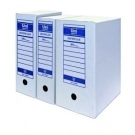 Caja Archivo Definitivo Unisystem Definiclas Carton Fº Doble