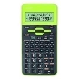 Calculadora Cientifica Sharp 10 Digitos El-531th Verde (2 Líneas)