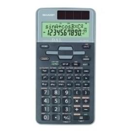 Calculadora Cientifica Sharp 10 Digitos El-531th (2 Líneas)