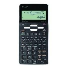 Calculadora Cientifica Sharp 16 Digitos El-W531th (2 Líneas)