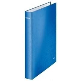 Carpeta De Anillas Leitz Wow A4 180º 2 An.Mixtas 25mm Azul