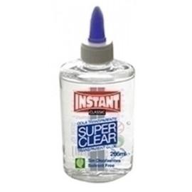 Cola Transparente Instant Liquida Superclear 266ml