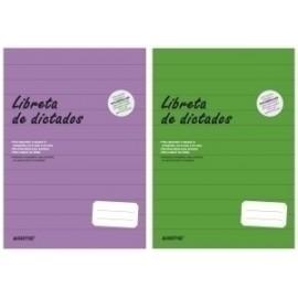 Cuaderno Additio A4 Dictados Primaria