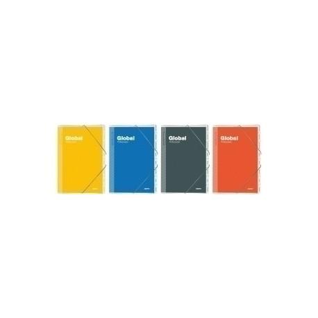 Cuaderno Profesor Additio Carpeta Global 240x320 Surtido