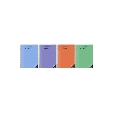 Cuaderno Profesor Additio Triplex 225x310 Surtido