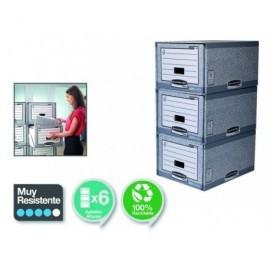 FELLOWES Cajon archivo modular  330X535X290 A4 Carton reciclado 01820EU