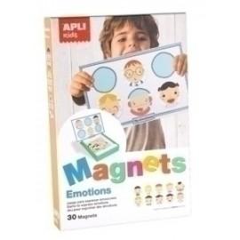 Juego Magnetico Apli Estados De Animo