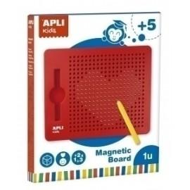 Juego Magnetico Apli Letras 10 Fichas