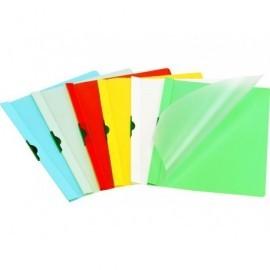 DURABLE Dossiers clip Duraclip Capacidad 30 hojas A4 Gris PVC 2200-10