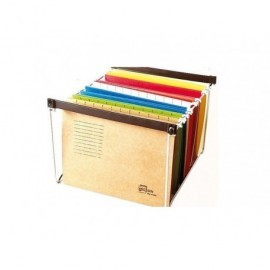 GIO Bastidor carpetas colgantes Kit Office A4 y folio 350x370x255 mm 400021892