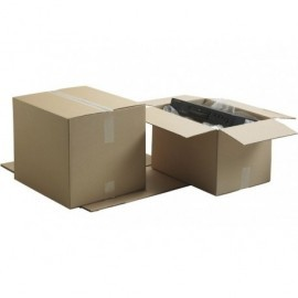 Caja Embalaje 440x325x420mm 4 solapas tipo americana 130808