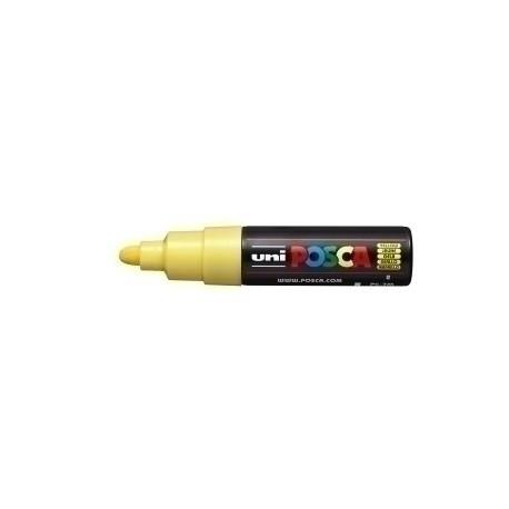 Marcador T.Opaca No Perm. Uni Posca 7,0 (Pc-7m) Amarillo