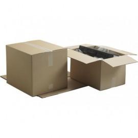 Caja Embalaje 500x400x400mm 4 solapas tipo americana 130751