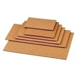 Planchas Corcho Para Manualidades 4 Mm 30x60 Cm
