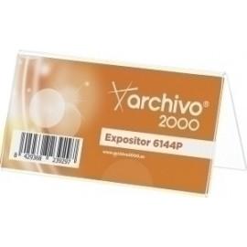 Porta-Nombres Sobremesa A.2000 6144 P Cs Tp