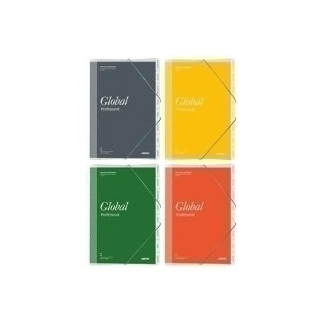 Quadern Professor Additio Carpeta Global 240x320 Assortiment