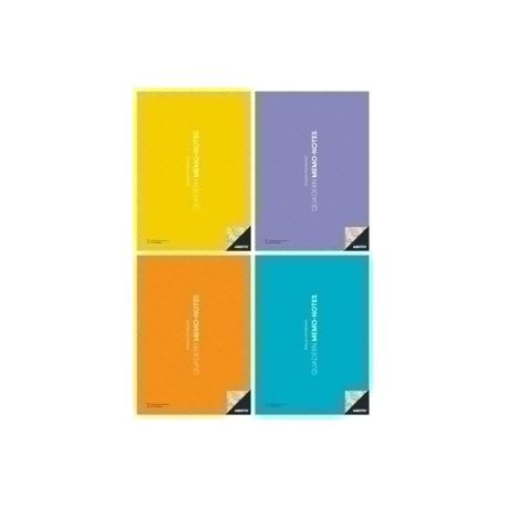 Quadern Professor Additio Memo-Notes A4 Assortiment Catalan
