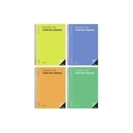 Quadern Professor Additio Totes Les Classes 225x310 Assortiment
