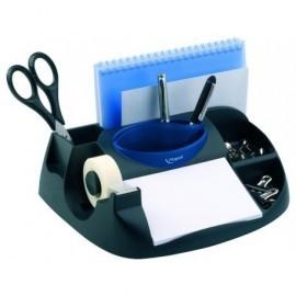 MAPED Porta accesorios Maxi Office 300x198x95 mm Negro 575100