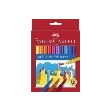 Rotulador Faber-Castell Caja 24